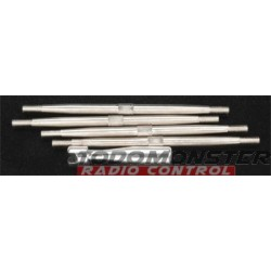 Integy Hd Ti 102MM Pushrod Set (4) Revo