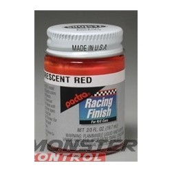Pactra Polycarb 2/3 oz. Fluorescent Red