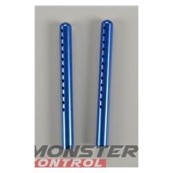 Integy Alloy Body Post Blue Revo T3104/3106 (2)