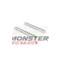 Integy Alloy Body Post Silver Revo T3104/3106 (2)