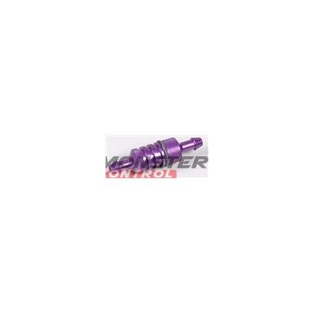 Golden Horizons fuel filter purple