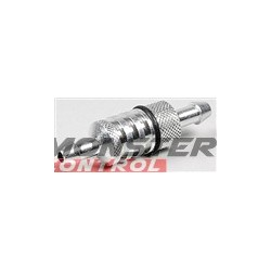 Golden Horizons fuel filter silver