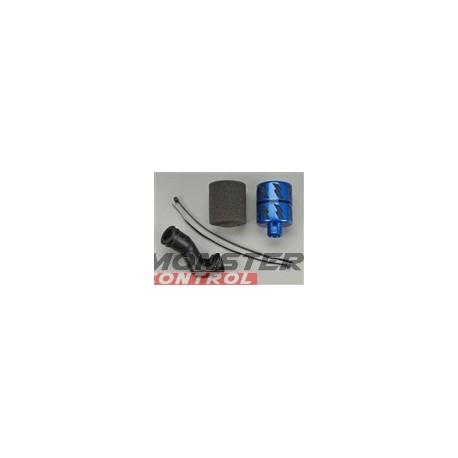Integy High Flow Air Filter Blue Revo w/T3168