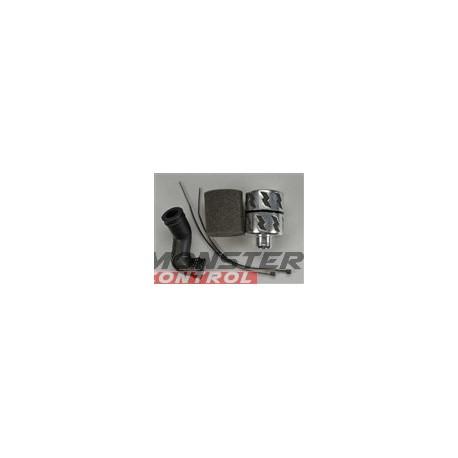 Integy High Flow Air Filter Silver Revo W/T3168