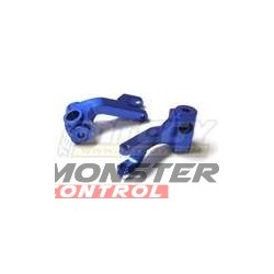 Integy Jato Front Steering Block Blue