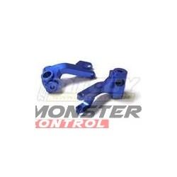 Integy Jato Front Steering Block Blue