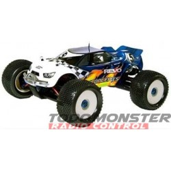 JConcepts Illuzion Revo Heavy Duty Body Clear