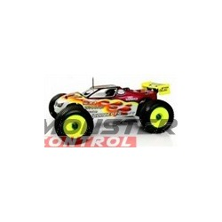 JConcepts Illuzion Revo 3.3 Heavy Duty Body Clear