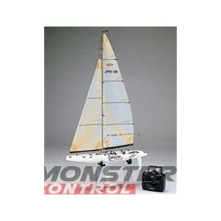 Kyosho Fortune 612 Ready Set Sail Boat