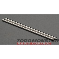 Lunsford Racing Upper-Inner Ti Hinge Pins Revo