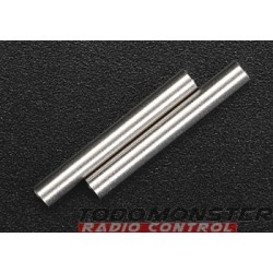 Lunsford Racing Lower Inner Ti Hinge Pins Revo