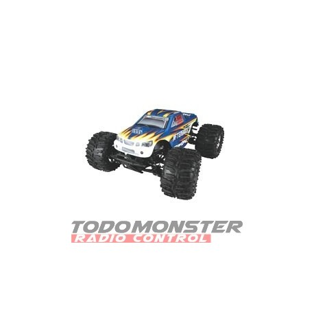 Losi's Aftershock Monster Truck w/M26SS engine and JR XR2i Radio