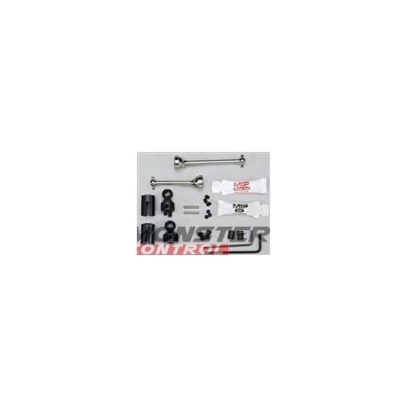 MIP Shiny Center Drive CVD Kit Traxxas Revo