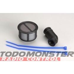 Motor Saver Air Filter 10/11MM T-Maxx