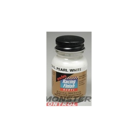 Pactra Acrylic 1 oz. Pearl White