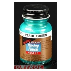 Pactra Acrylic 1 oz. Pearl Green