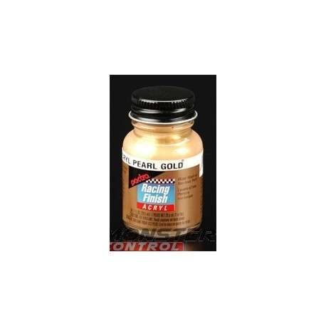 Pactra Acrylic 1 oz. Pearl Gold