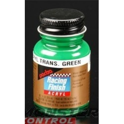 Pactra Acrylic 1 oz. Transparent Green