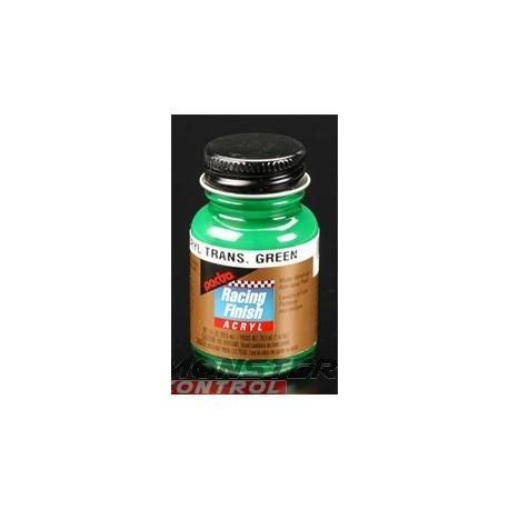 Pactra Acrylic 1 oz. Transparent Green