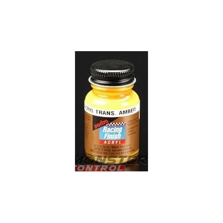 Pactra Acrylic 1 oz. Transparent Amber