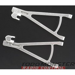 Golden Horizons Aluminum Rear Lower Arms Silver Re