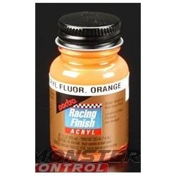 Pactra Acrylic 1 oz. Fluorescent Orange