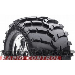 Proline Masher 40 Series Tire T-Maxx 2.5 Savage (2)