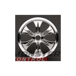 PROLINE 40 Series Velocity 6 Wheel Chrome (2)