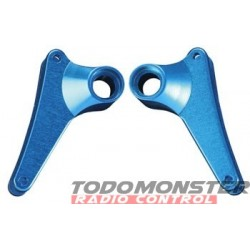 Golden Horizons Alum Rr Rocker Arms 120T Blue Revo