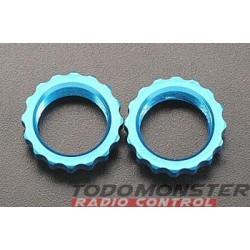 Golden Horizons Alum Spring Adjusters Blue Revo