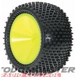 Pro-Line 2.2 Rear M3 Buggy Bowtie Tire (2)