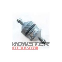 Racers Edge Small Fuel Filter Gray