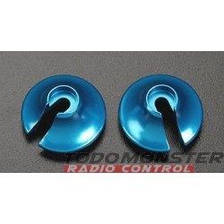 Golden Horizons Alum Spring Retainers Blue Revo (2