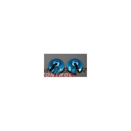 Golden Horizons Alum Spring Retainers Blue Revo 2.5/3.3 (2)