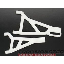 RPM Dyeable White Revo Front Right A-Arms