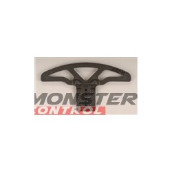 RPM Wide Front Bumper/A-Arm Mount Black Jato