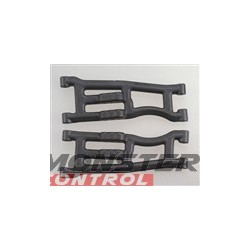 RPM Front A-Arms Black Jato (2)