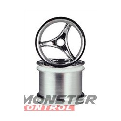 RPM Talonz 3-Spoke Front Chrome T3 (2)