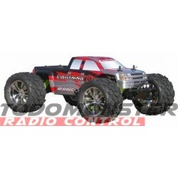 Hot Bodies 1/7 GTX2 Twin .26 Monster Truck