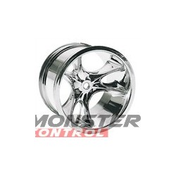 RPM Monster Clawz 6-Spoke Stablemaxx Chrome T/E-Maxx 2