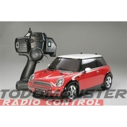 Tamiya Mini Cooper '02 RC RTR