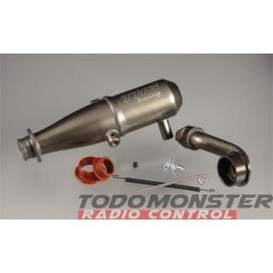 THS Racing Performance Exhaust Revo Hard Coated