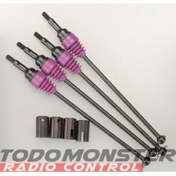 THS Racing CVD Set Revo/T-Maxx 3.3
