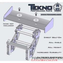 Tekno Wing Mount For Traxxas Revo