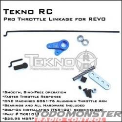 Tekno Revo Pro Throttle Linkage Kit