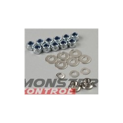 Traxxas Nut/Washer Set