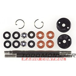Hot Bodies Shock Rebuild Kit Rear Lightning
