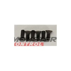 Traxxas 3 X 8MM Counter Hex Screws 6