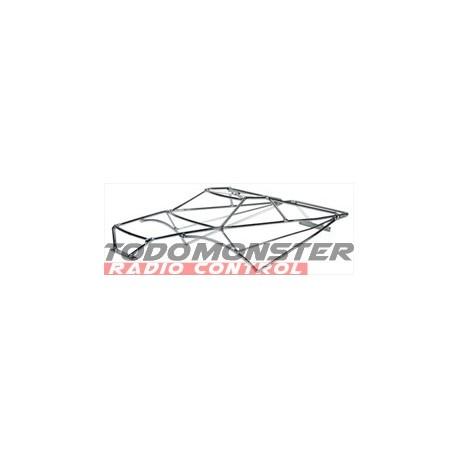 Hard Body'z Traxxas Revo 3.3 Roll Cage Chrome