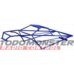 Hard Body'z Traxxas Revo 3.3 Roll Cage Candy Blue